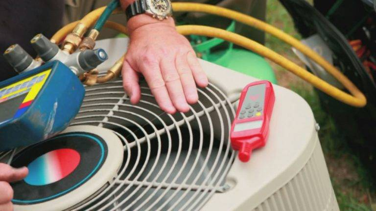 Finding a Heating and Air Conditioning Repair Service