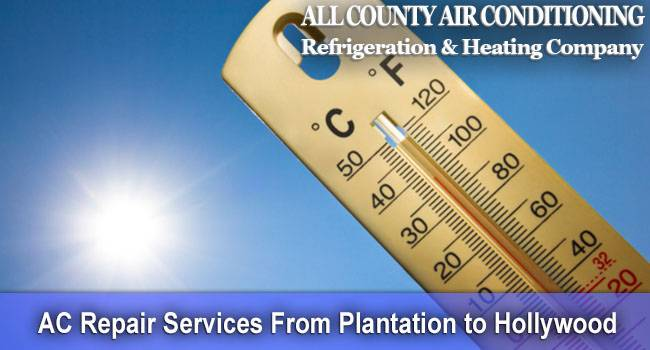 AC Repair Service in Hollywood Florida