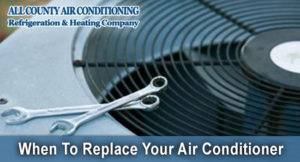 WhenShouldIReplaceMyAirConditioningUnit?