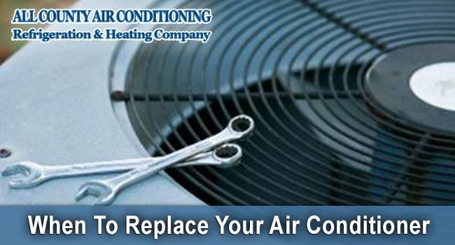 When Should I Replace My Air Conditioning Unit?