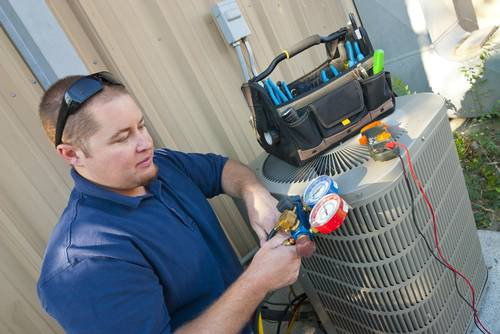 Air Conditioning Service For The Season