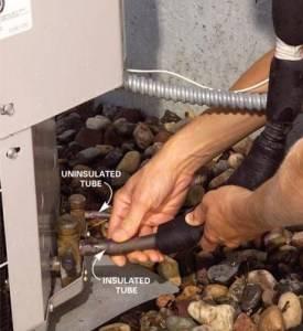 Home A/C Condenser Repair