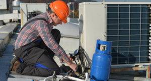 HVAC Air Conditioning Service