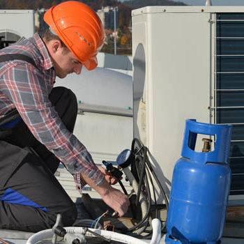 HVAC Air Conditioning Service